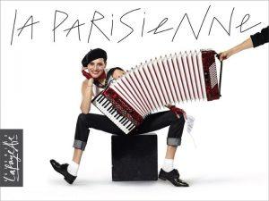 La Parisienne avec Ines de la Fressange