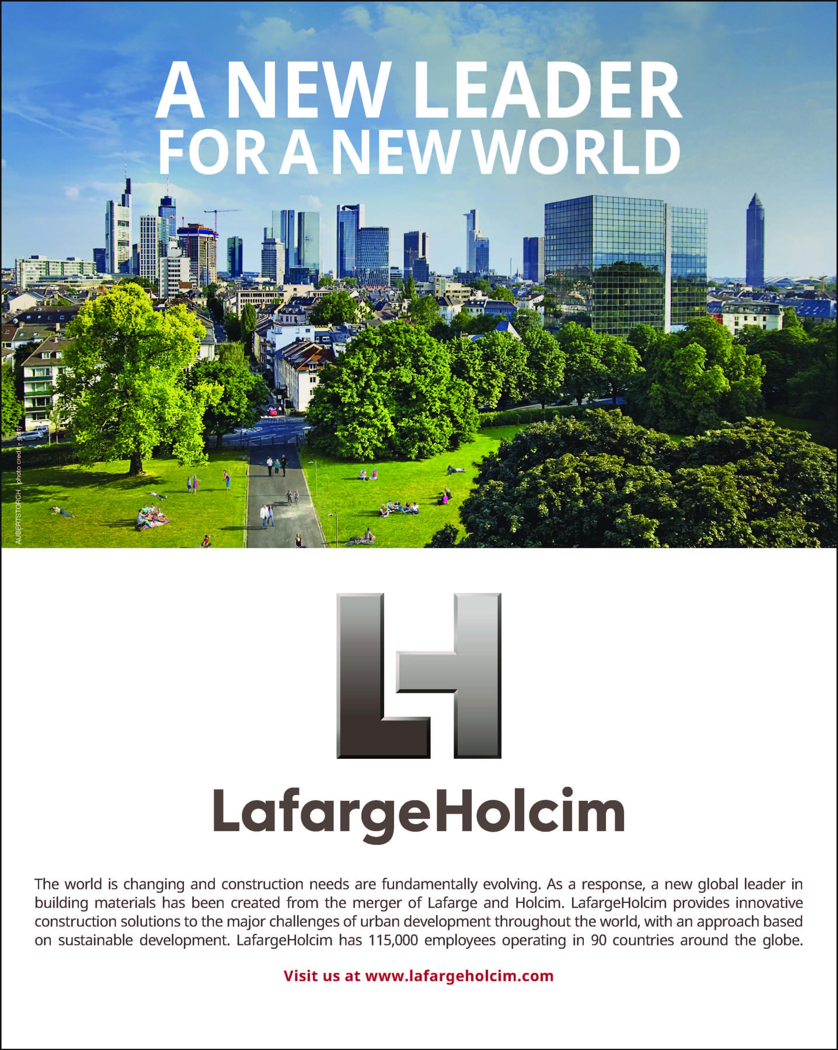 Fusion Lafarge Holcim UK
